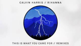 Gambar cover Calvin Harris & Rihanna - This Is What You Came For (R3hab & Henry Fong Remix)