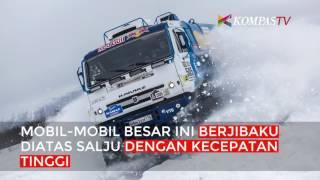 Video Rally Truck di Atas Salju download MP3, 3GP, MP4, WEBM, AVI, FLV Oktober 2018