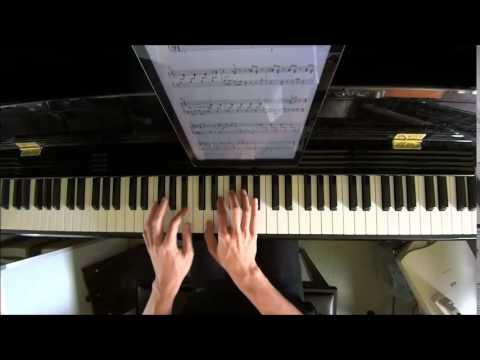 RCM Piano 2015 Grade 3 Study No.4 Paterson Rush Hour by Alan