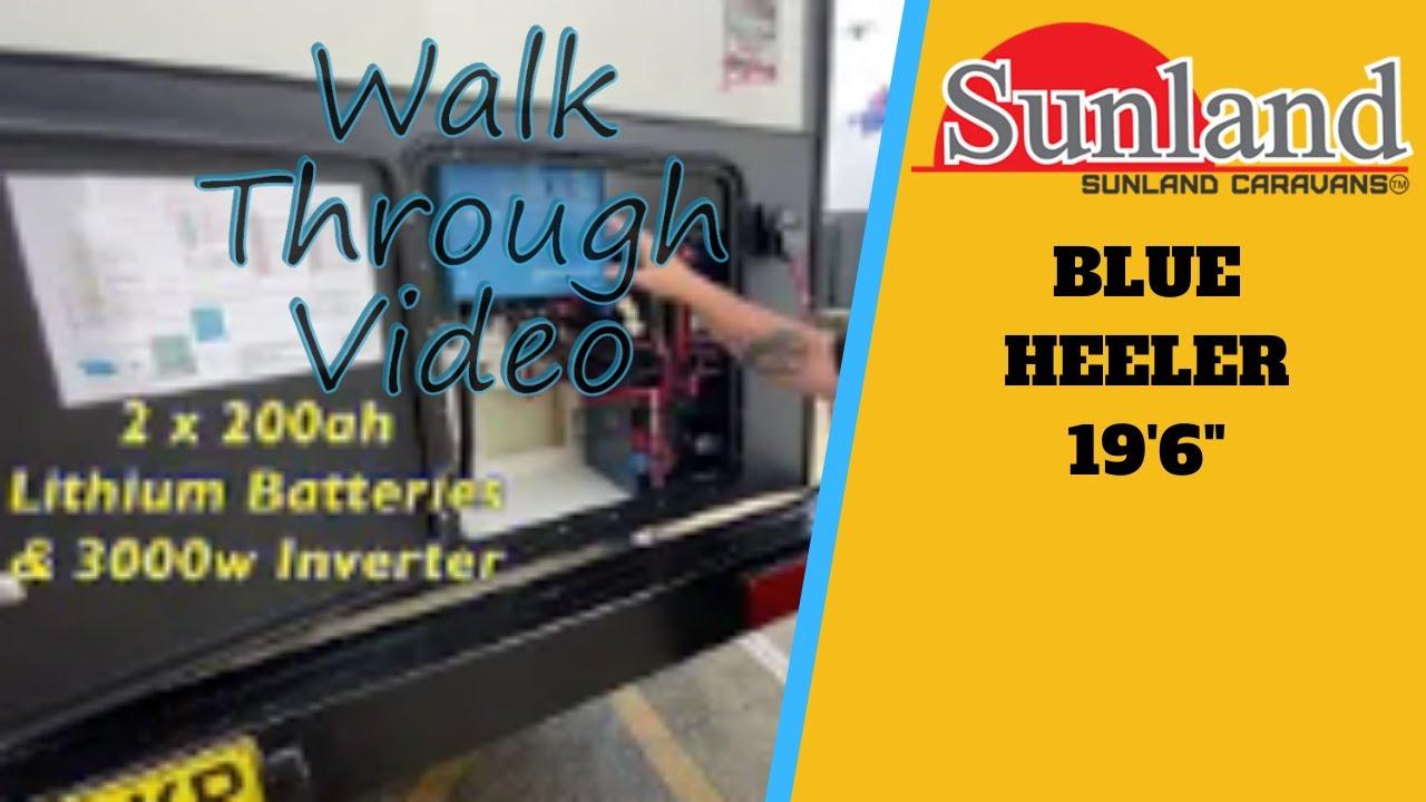 """Blue Heeler 19'6"""" Walk Through"""