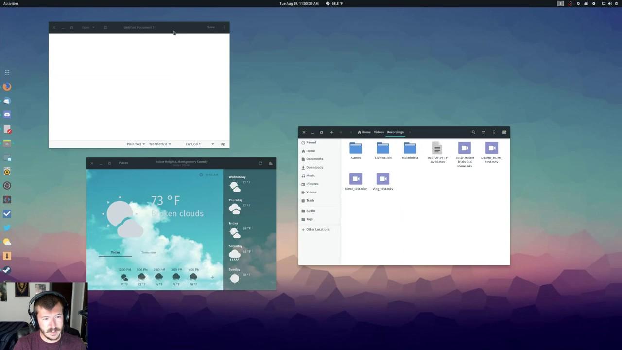 Why I Like GNOME #1