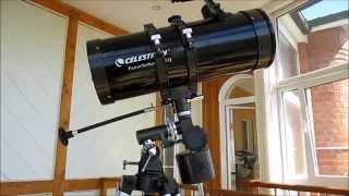 видео: Сборка телескопа celestron powerseeker 127