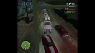 11 Carros Guinchos (Record) Gta San Andreas