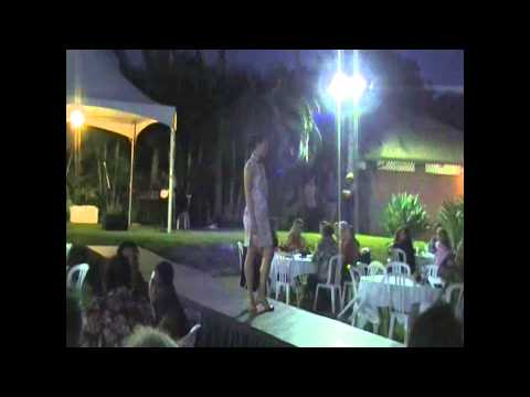 Fashion Show Honolulu, Hawaii  10 5 2013  Mae Young Designs