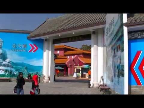 2017 香港自由行-「大嶼山東薈城名店倉 Citygate Outlet、昂坪360纜車、天壇大佛亅轉一圈,S1公車來回東涌港鐵站及機場