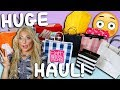 THE BIGGEST AMERICAN HAUL I'VE DONE YET!!! + B&BW GIVEAWAY! 😍