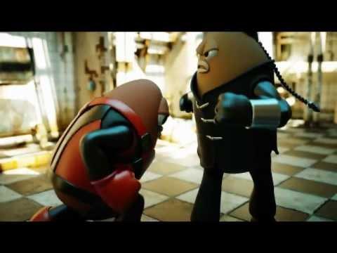 Killer Bean Unleashed - iOS Trailer