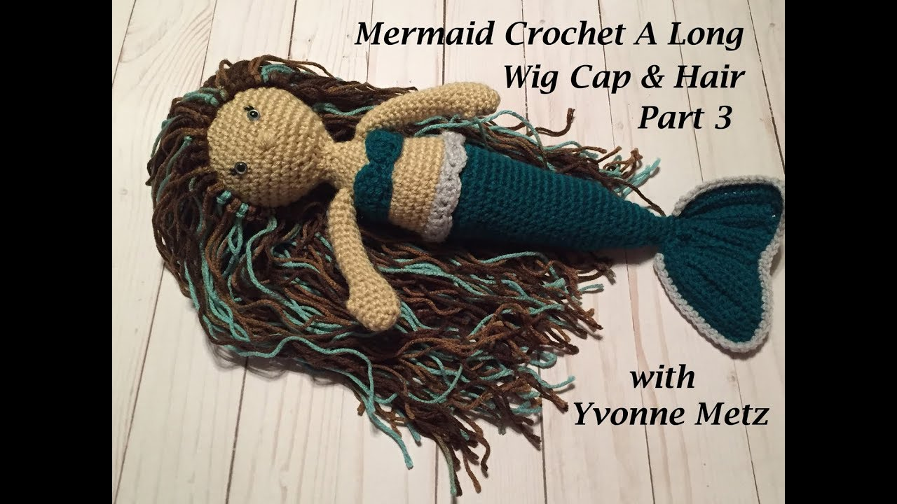 Crocheted Amigurumi Dolls – Yvonne Metz