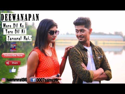 Deewanapan | Mere Dil Ko Tere Dil Ki Zaroorat Hai | Rahul Jain | Heart Touching Love Story
