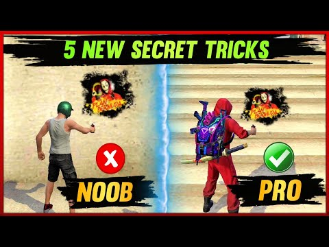 TOP 5 SECRET TIPS AND TRICKS IN FREE FIRE (PART-2)