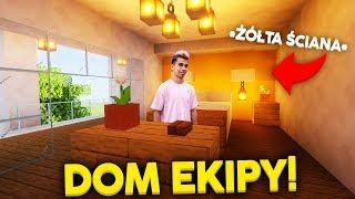 Ulepszam DOM EKIPY w Minecraft!