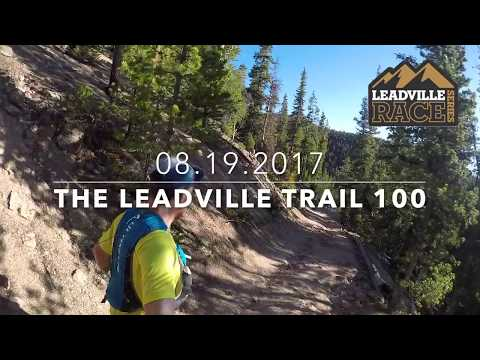 The Leadville Trail 100
