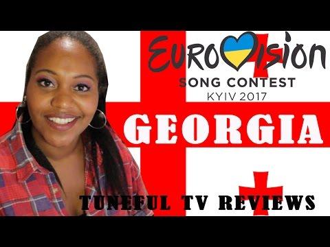 Eurovision 2017 - GEORGIA - Tuneful TV Reaction & Review