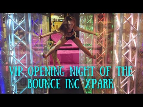 VIP Opening Night - XPark Bounce Inc, Gold Coast Australia