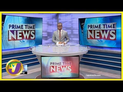 Jamaican News Headlines   TVJ News - Sept 12 2021