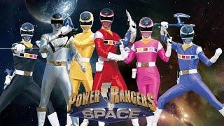 Power Rangers in Space - Sigla + Link Episodi