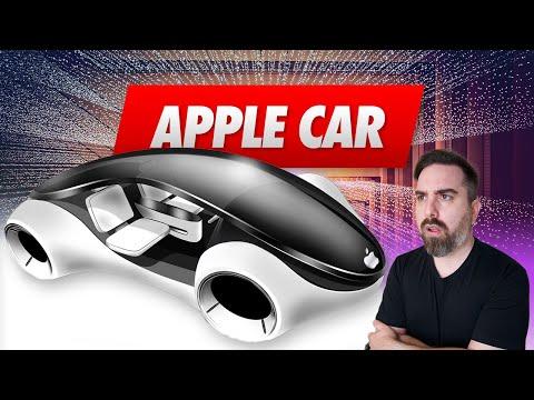 APPLE CAR: el coche de Apple es real ¡y va a por Tesla y su corona!   Eduardo Arcos