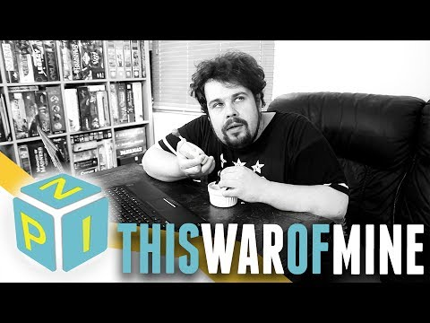 This War of Mine: The Board Game Review - Death. Despair. Sausages.
