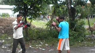 Pontón La Vega, Dominican Republic Boxing