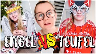 ROUTINE WEIHNACHTEN ENGEL VS TEUFEL | MaVie Noelle