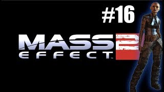 Mass Effect 2: Jack-focused Let's Play: Episode 16 - Errr...Awkward?