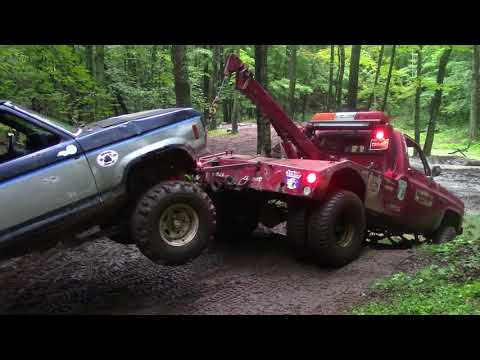 FORD RANGER 4X4 RESCUE by BSF Recovery Team