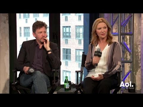 """Joan Allen and Andrew McCarthy on """"The Family"""" 