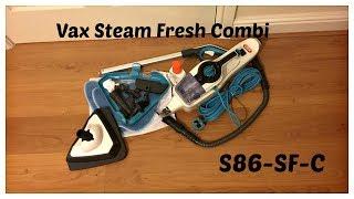Vax S86-SF Steam Fresh Multifunction Mop Upholstery//Window Tool 1-9-130865-00