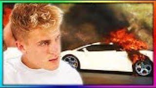 תאונות מטורפות של יוטיוברים באמצע ולוגים !!!! זה לא נורמלי !!!!!