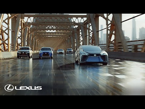 Electrifying Lexus - Next Generation Electrified Technology and EV Concept Preview