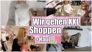 Wir nehmen euch mit I Mein Babybauch I XXL Shopping Haul I 14 SSW
