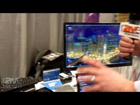 DSE 2015: Sherlock Systems Features Customized SherPlayer SSI-C1037U Media Player