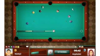 8 Ball Pool Billard online spielen (Gameduell)