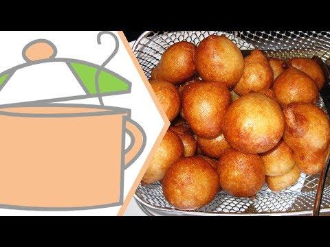 How to Make Nigerian Puff Puff (Kpof Kpof) | All Nigerian Recipes thumbnail