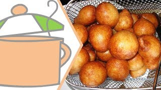 How to Make Nigerian Puff Puff (Kpof Kpof)