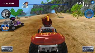 Beach Buggy Racing | Level 1 To 6  [Android Game]  Youtube