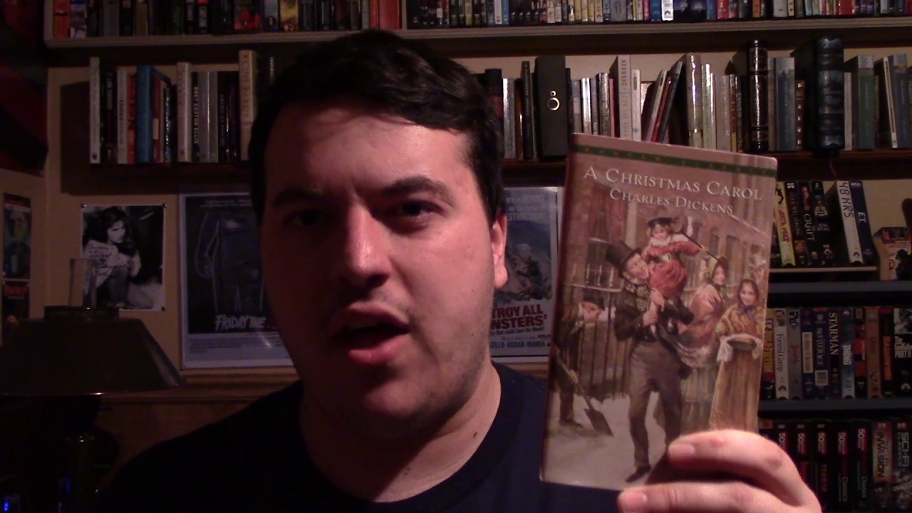 A Christmas Carol by Charles Dickens(Book Review) - YouTube