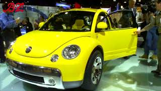 VW stellt Käfer-Nachfolger Beetle ein