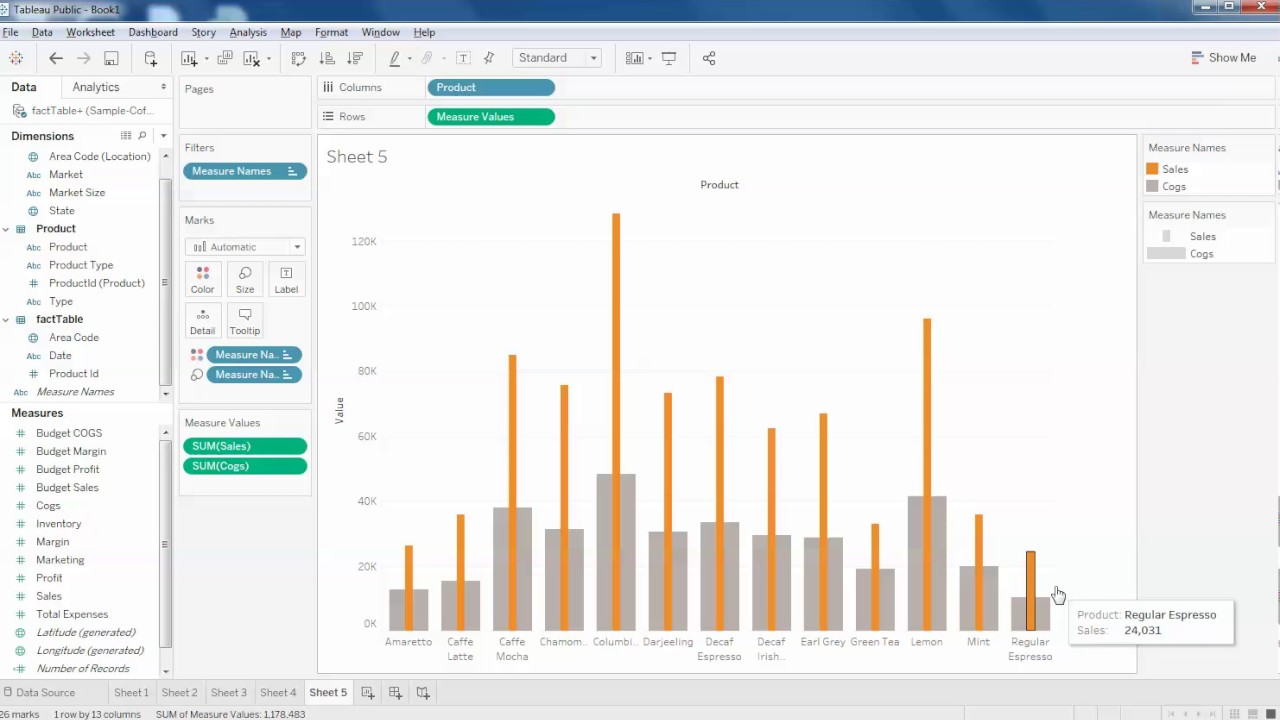 9 tableau overlapping charts youtube 9 tableau overlapping charts nvjuhfo Choice Image