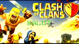 LIVESTREAM-Clash Of Clans Clash Royale SA-MP si Minecraft.