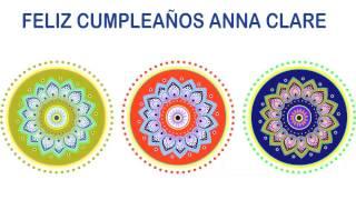 AnnaClare   Indian Designs - Happy Birthday