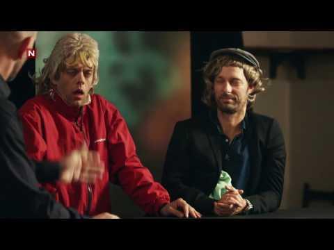 Calle og Trond spiller på sitt karakterregister
