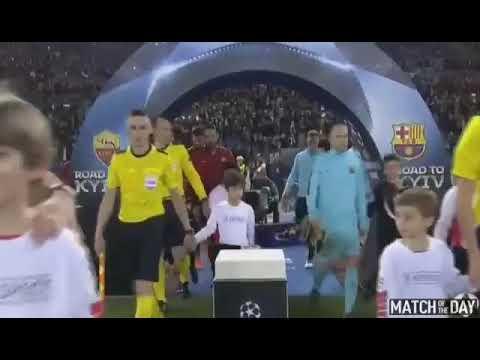 Рома 3:0 Барселона. Обзор матча. 10.04.2018