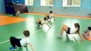 Одинцово. Тренировка по легкой атлетике.