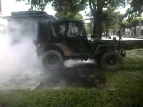 Jeep Willys Gustavo João