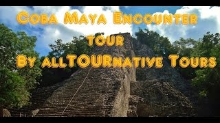 What the Coba Maya Encounter tour with allTOURnative is like