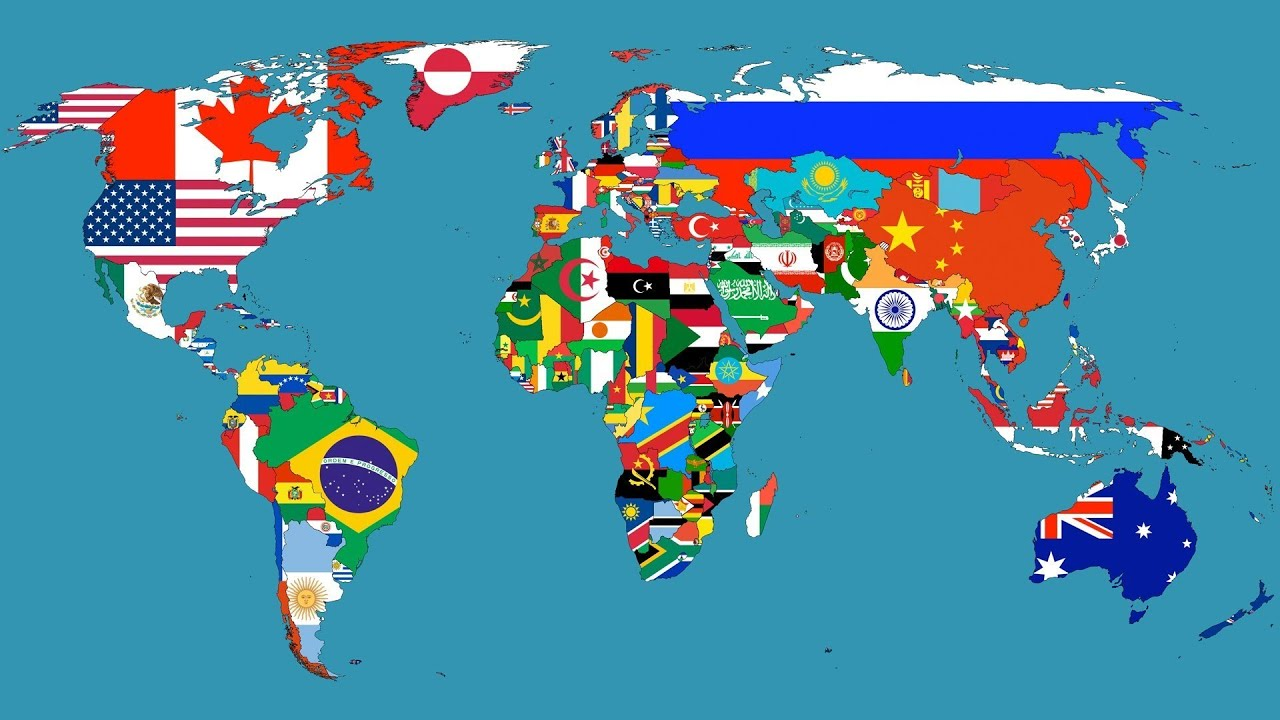 World map world map with countries world map with countries general country codes with flag youtube world map and countries gumiabroncs Image collections