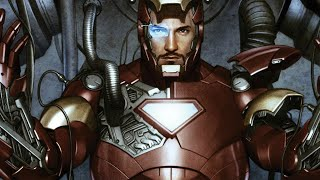 10 Mind-Blowing Iron Man Facts