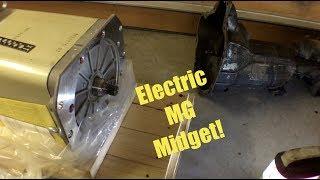 MG Midget EV Conversion Part3