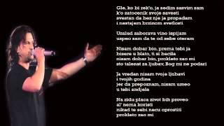 Aca Lukas - Nisam dobar bio - (Audio 2008)